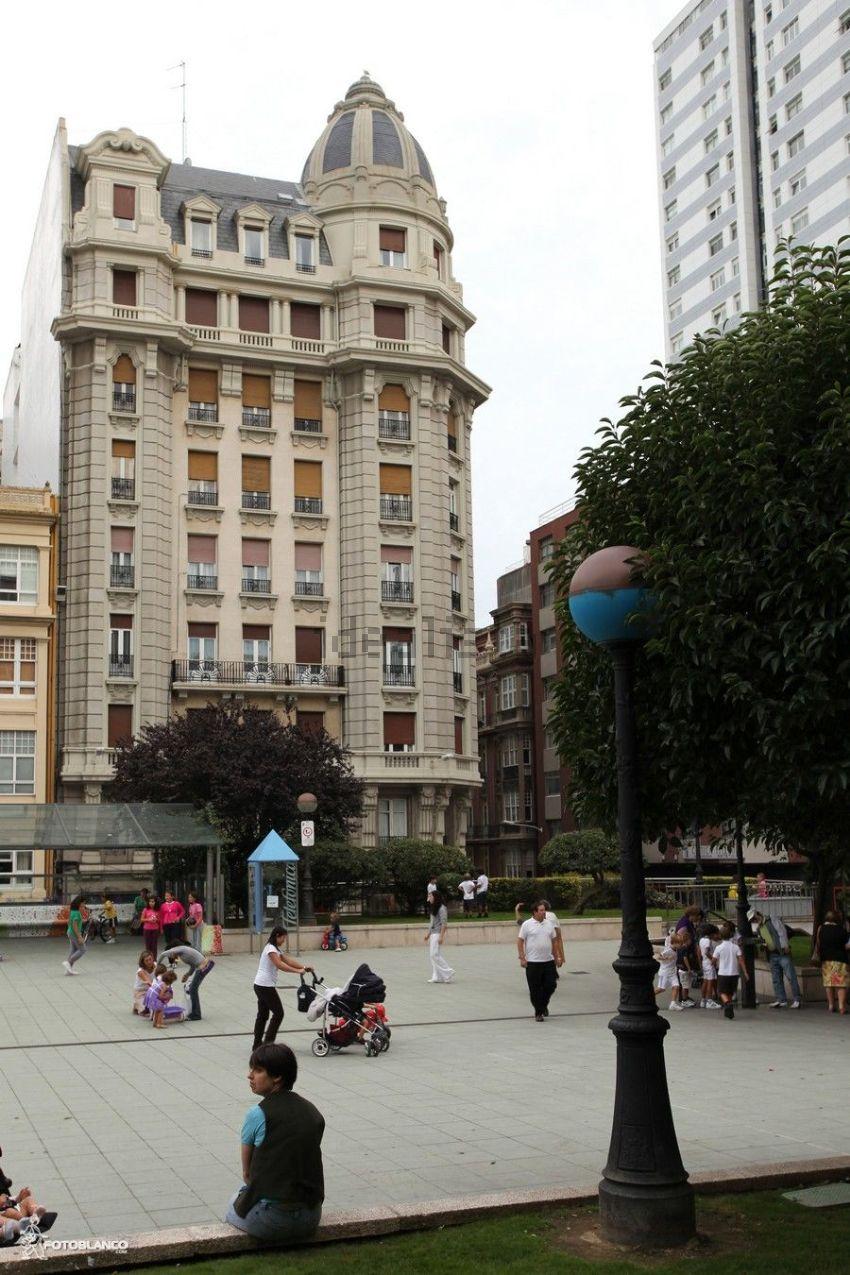 Piso en calle Federico Tapia, Ensanche, A Coruña