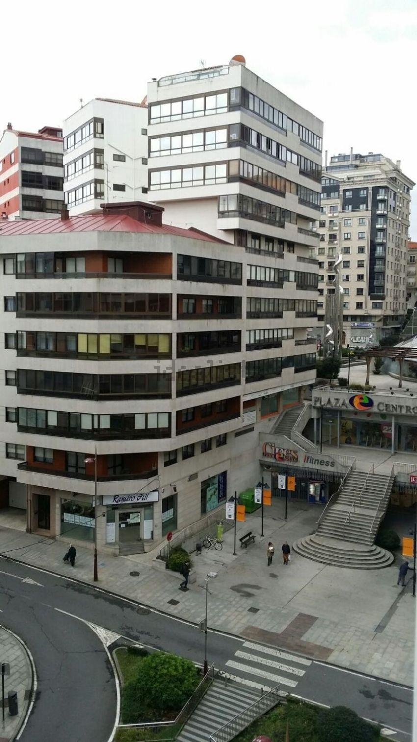 Piso en calle Simón Bolívar, Plaza España - Corte Inglés, Vigo