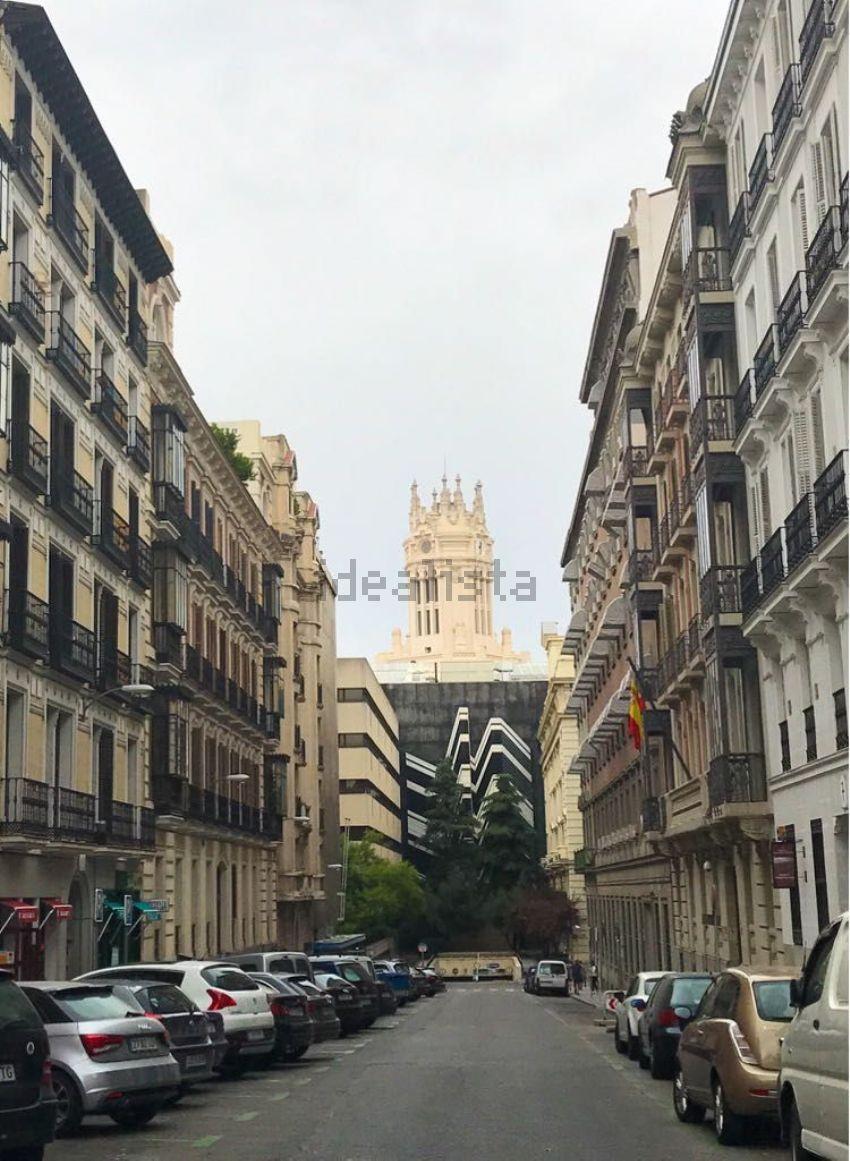 Piso en calle Valenzuela, 10, Jerónimos, Madrid
