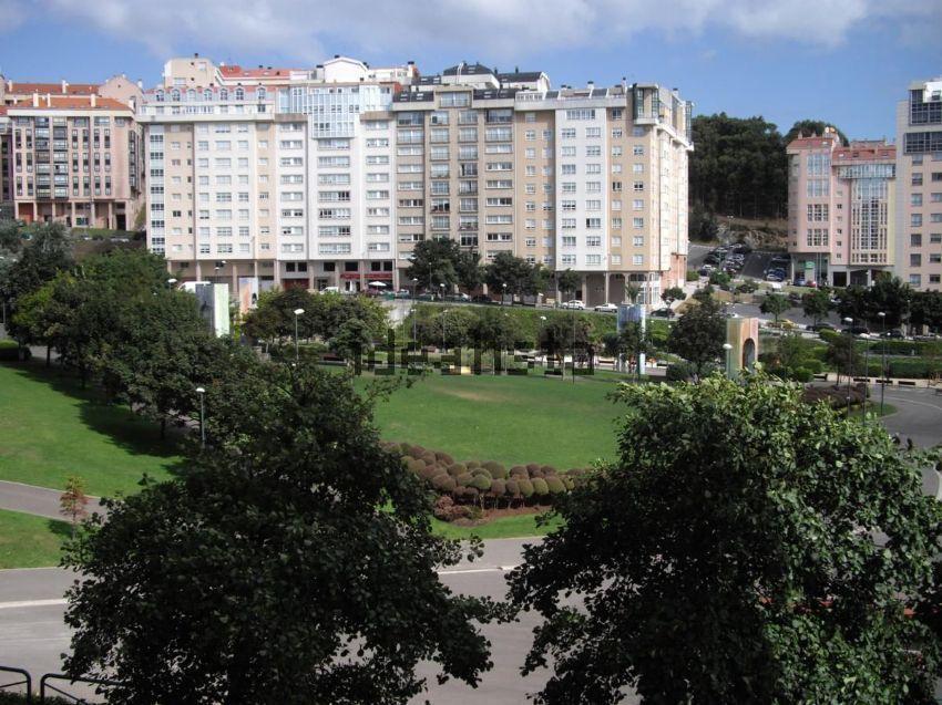 Piso en calle Alcalde Suárez Ferrín, 14, Riazor - Los Rosales, A Coruña
