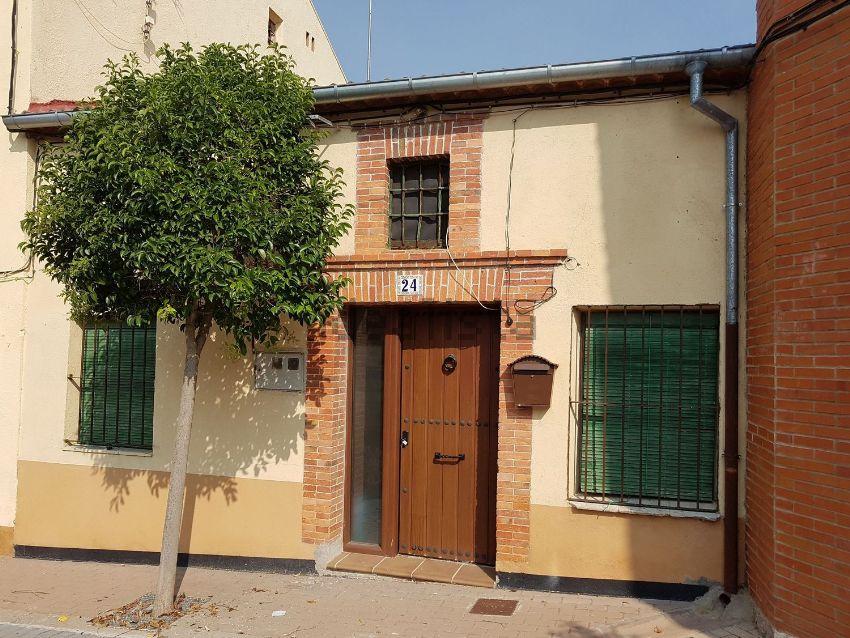 Casa de pueblo en calle San Bartolomé, 24, Valverde del Majano