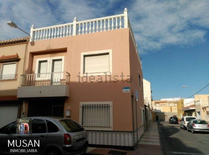 Chalet adosado en calle Ulises, 2, Roquetas Centro, Roquetas de Mar