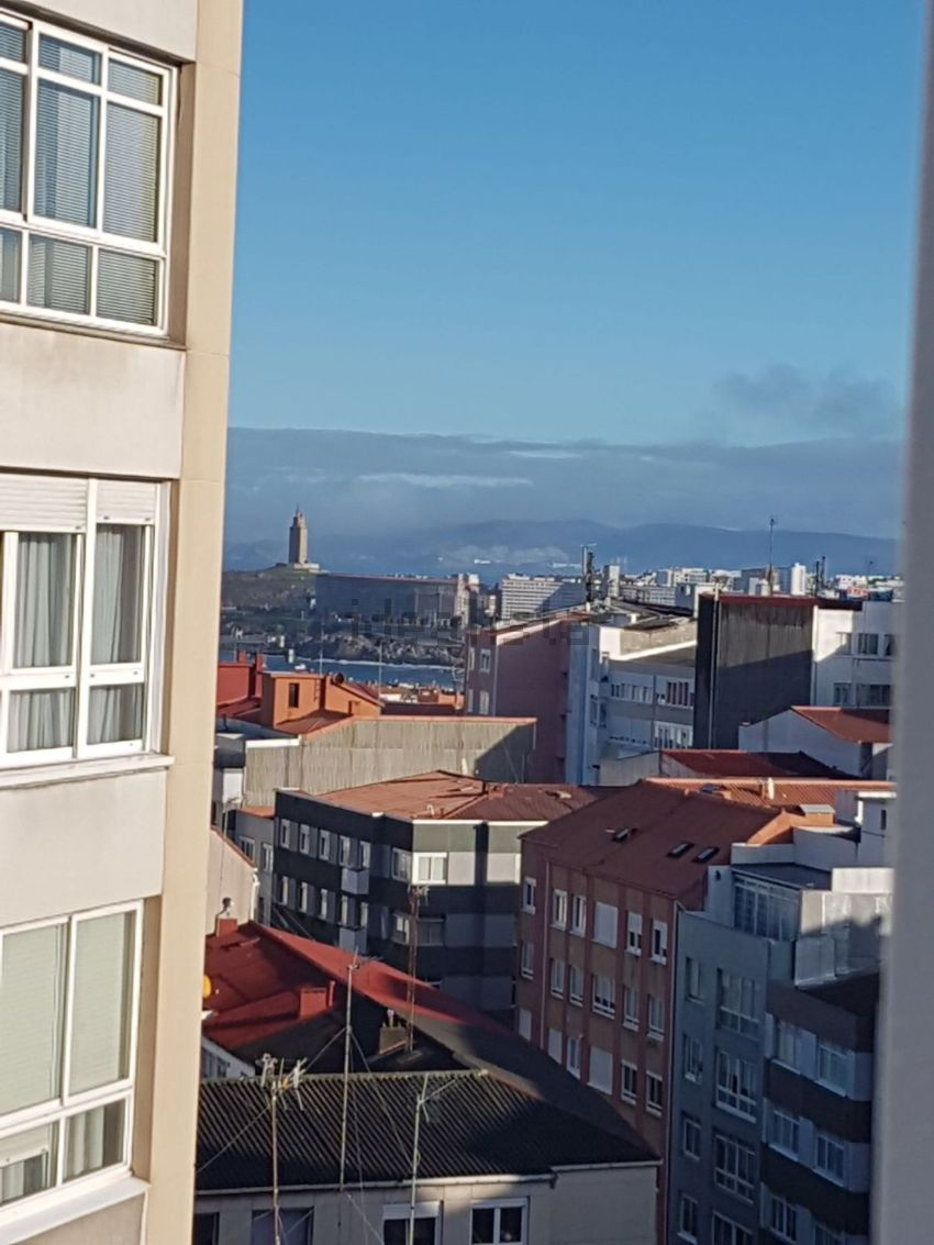 Piso en ronda Outeiro, Agra del Orzán - Ventorrillo, A Coruña