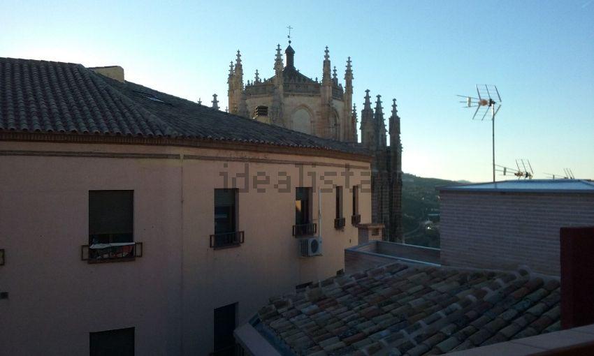 Piso en calle Cava Baja, Casco Histórico, Toledo