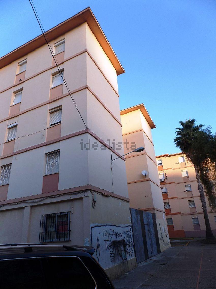 Piso en calle narcea, 1, Los Pescadores - Saladillo, Algeciras