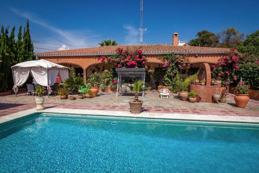 Casa o chalet independiente en Arroyo de la vieja, Manilva