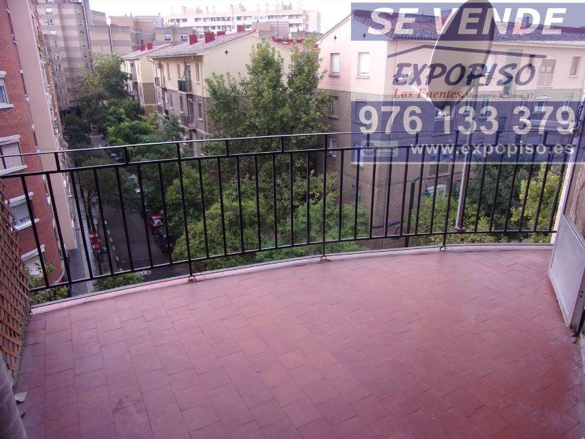 Piso en avenida Compromiso de Caspe, Zaragoza, Las Fuentes - Cartuja Baja, Zarag