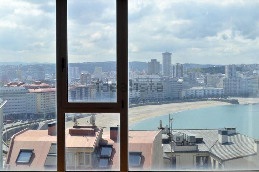 Piso en calle ángel rebollo, 59, Monte Alto - Zalaeta - Atocha, A Coruña