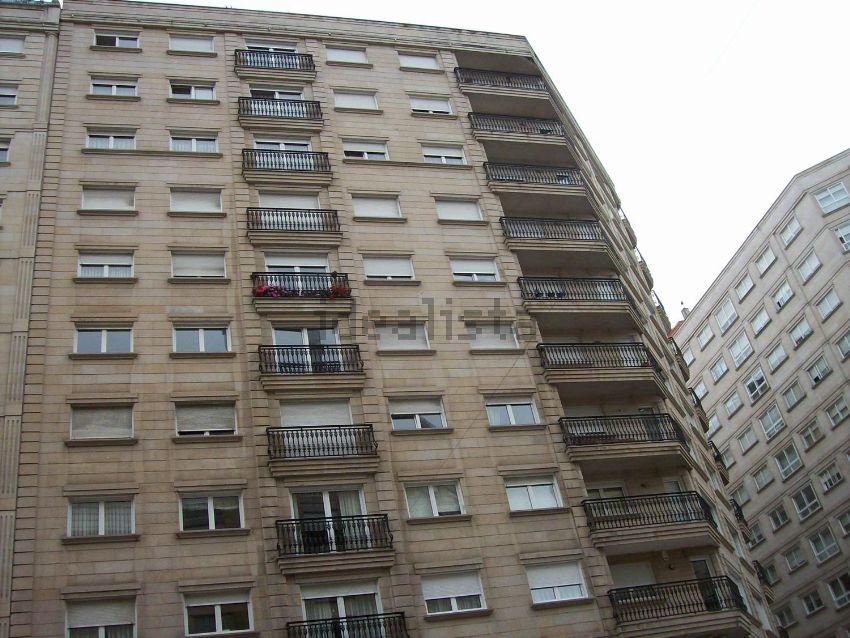 Piso en calle Rosalía de Castro, Centro - Areal, Vigo
