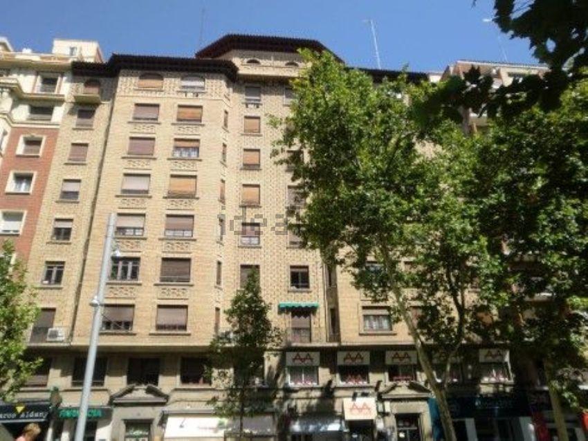 Piso en paseo de la Gran Vía, Doctor Cerrada, Zaragoza