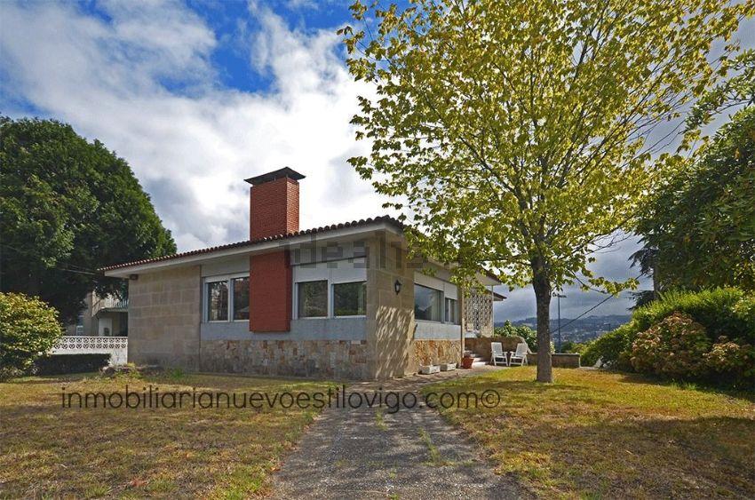 Casa o chalet independiente en camino de Rioboo, A Salgueira - O Castaño, Vigo