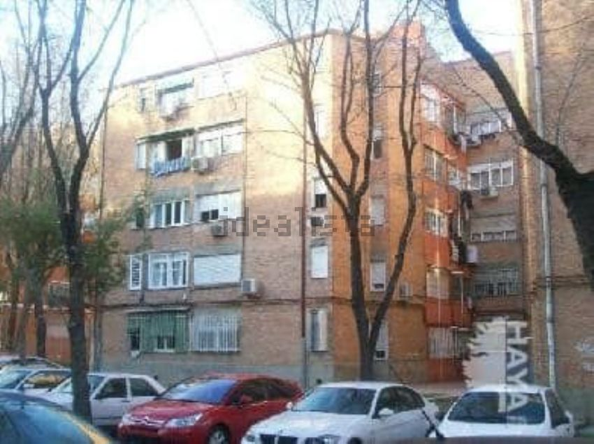 Piso en calle de santa cruz de mudela, 13, Almendrales, Madrid