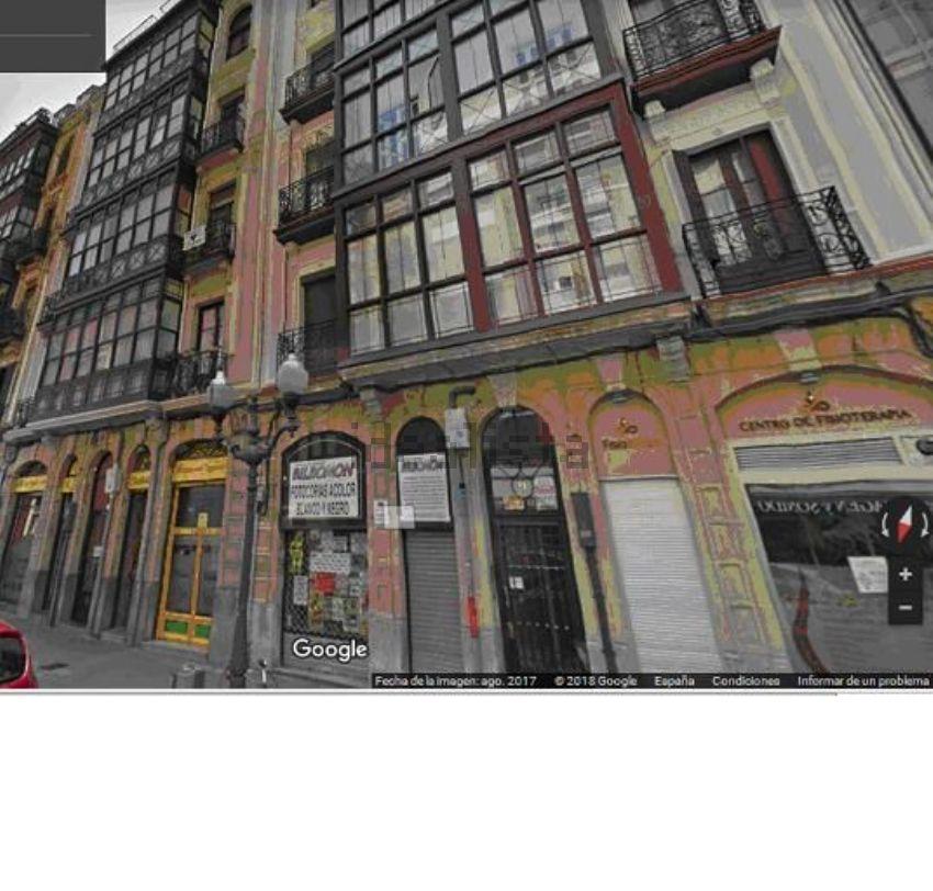 Piso en calle Fernández del Campo, 9, Zabalburu-Diputación, Bilbao