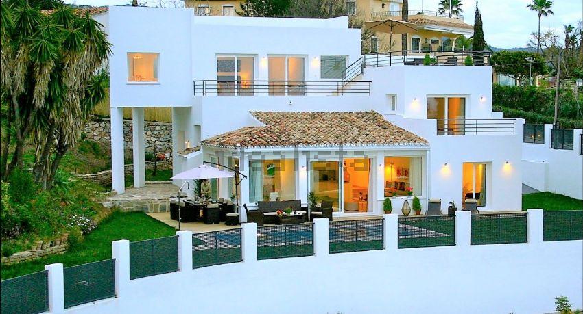 Casa o chalet independiente en Las chapas, Santa María, Marbella