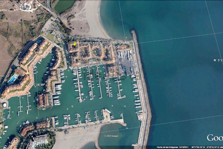 Piso en puerto sotogrande, Puerto de Sotogrande-La Marina, Sotogrande