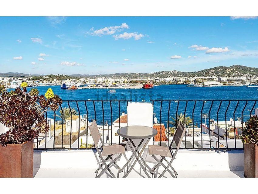 Piso en camino Vell de Sant Mateu, Marina Botafoc - Talamanca, Eivissa
