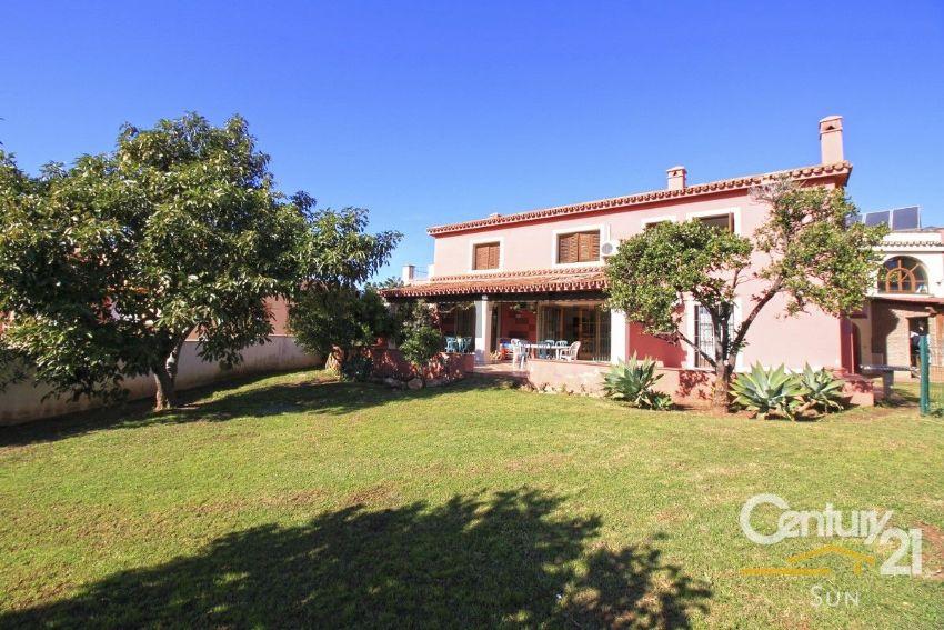 Casa o chalet independiente en avenida Calle Algarrobo, Valdeolletas-Las Cancela