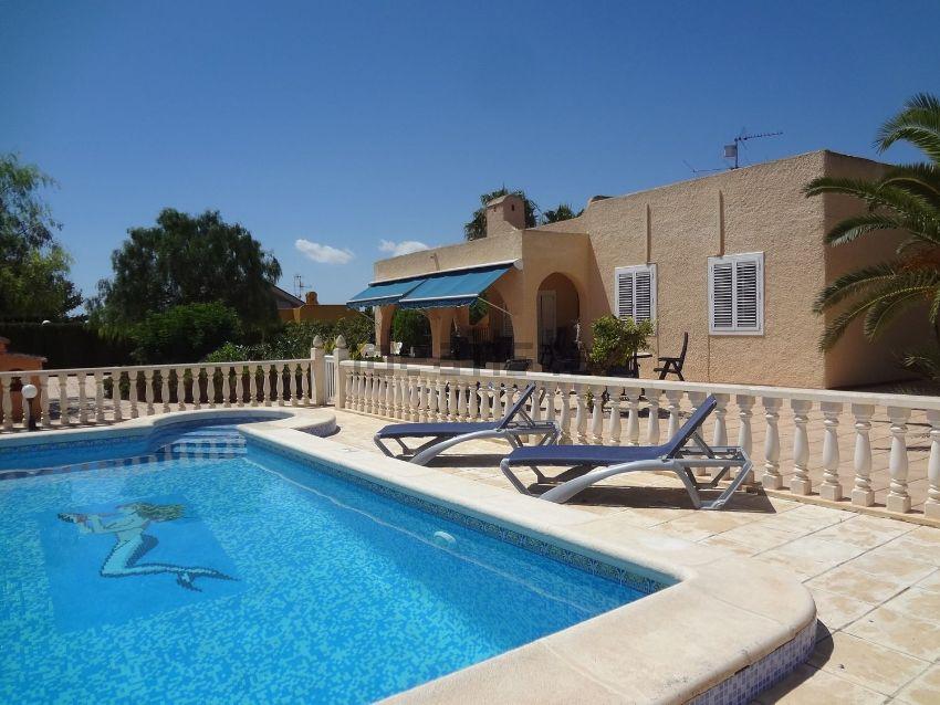 Casa o chalet independiente en calle Castellon de la Plana, 116, Valverde, Elche