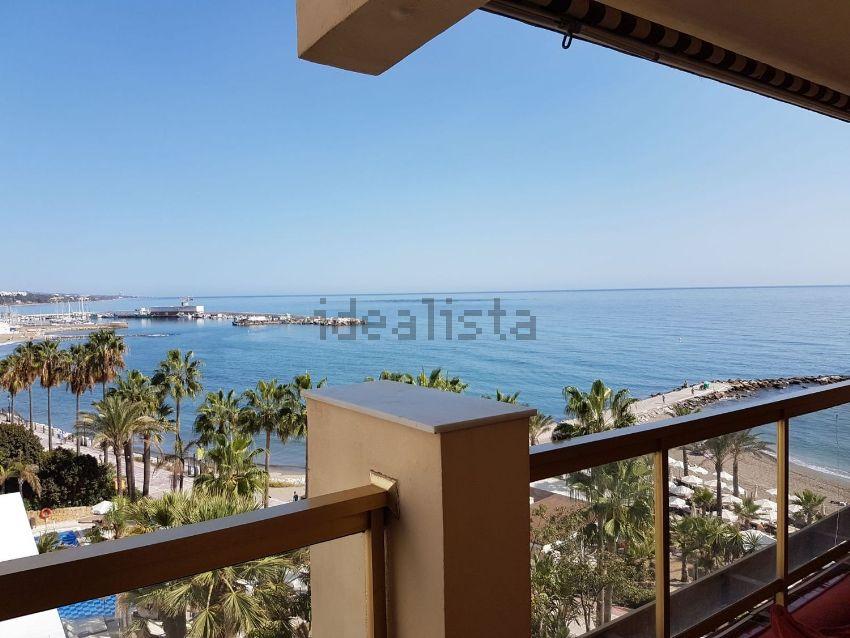 Piso en Playa bajadilla, s n, Playa Bajadilla-Puertos, Marbella