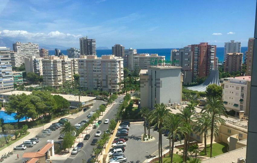 Piso en avenida Benidorm, Centro, San Juan de Alicante