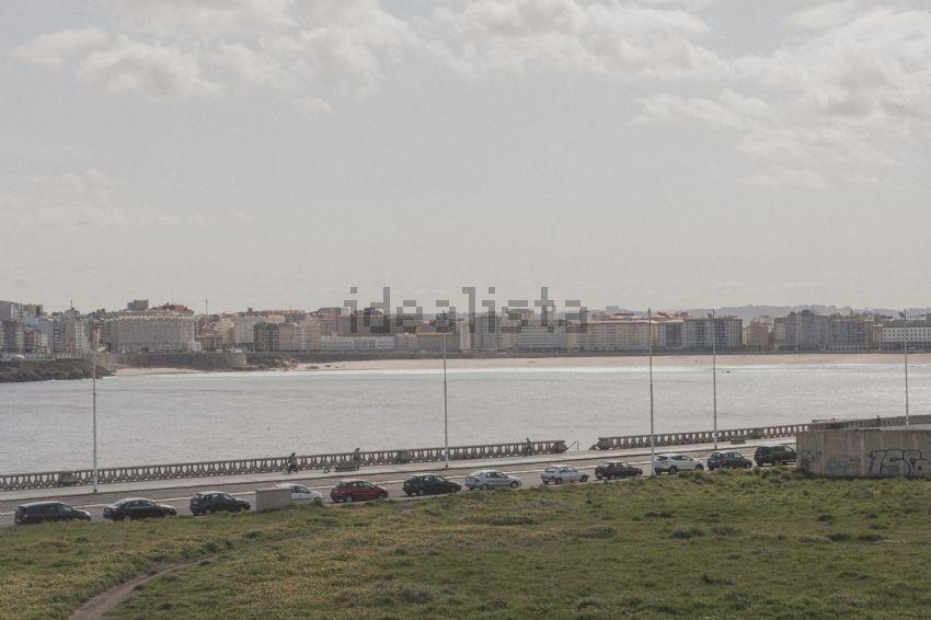 Piso en calle María Luz Morales, 10, Riazor - Los Rosales, A Coruña