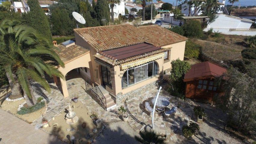 Casa o chalet independiente en Cometa-Carrió, Calpe