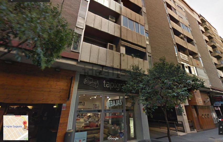 Piso en calle Francisco Vitoria, Paseo de la Constitución - Las Damas, Zaragoza