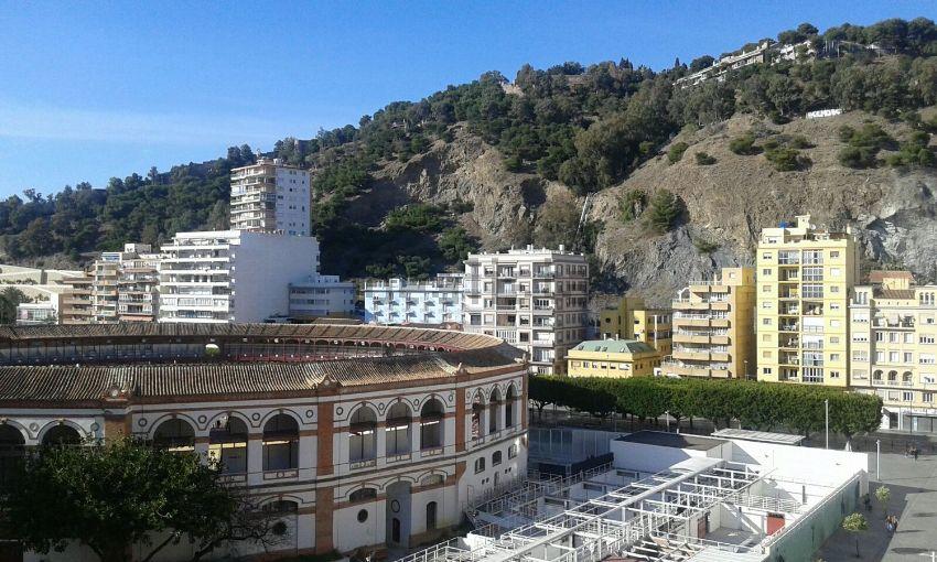 Piso en calle Cervantes, 9, Malagueta - Monte Sancha, Málaga