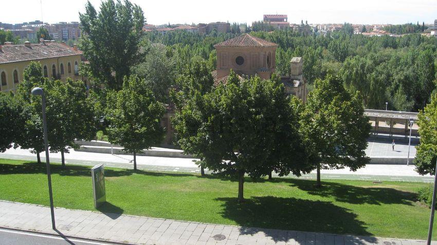 Estudio en calle Ribera Puente, 10, Universidad-Tenerías, Salamanca