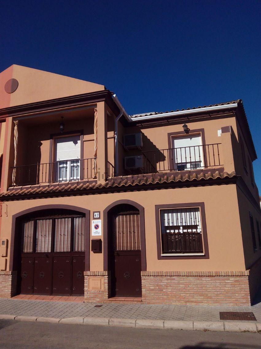 Chalet adosado en calle Francisco de Quevedo, 47, Mairena del Alcor
