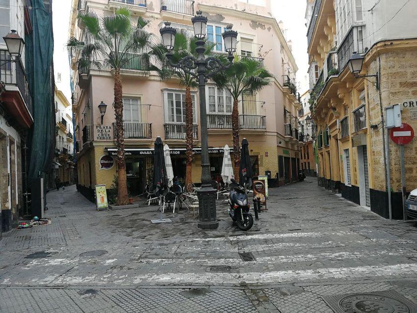 Piso en Mercado Central, La Caleta - La Viña, Cádiz