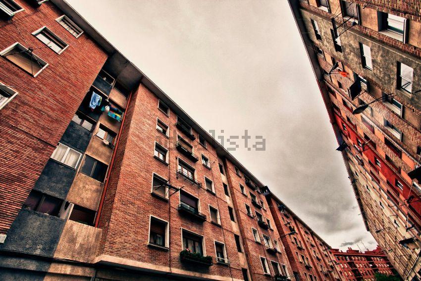 Piso en calle Monte Gabika, San Adrián, Bilbao