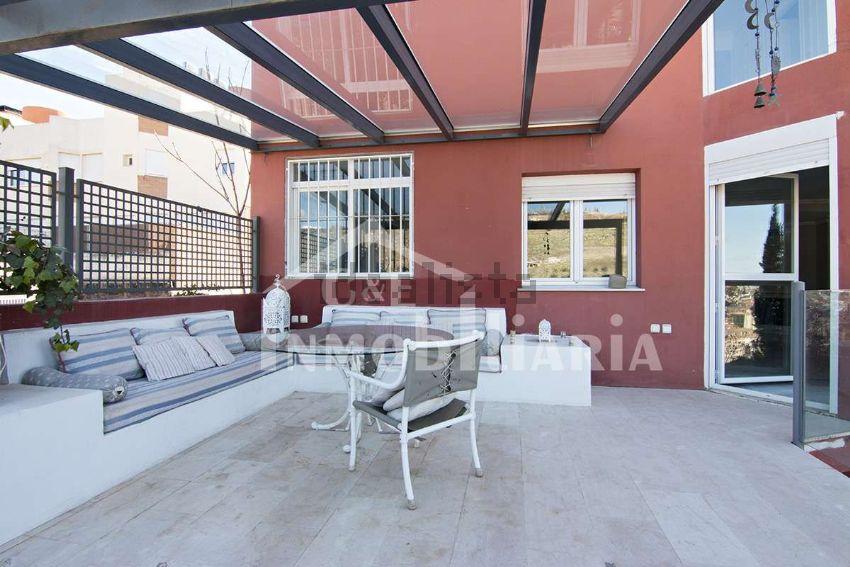 Casa o chalet independiente en calle Zoraya, Bola de Oro, Granada