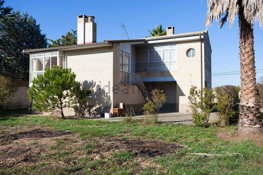 Casa o chalet independiente en camino Garrapinillos C, 115, Utebo