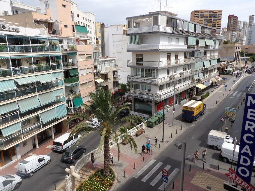 Piso en avenida Emilio Ortuño, Playa de Levante, Benidorm