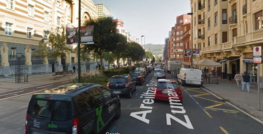Piso en Areiltza Doktorearen Zumarkalea, Sabino Arana-Jesuitas, Bilbao