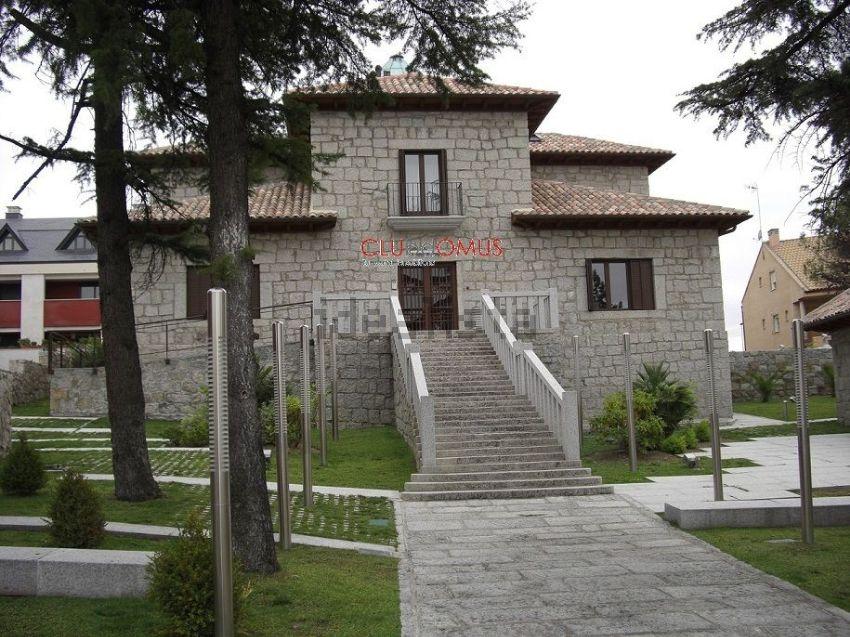 Dúplex en camino de Valladolid, 5, Casco Antiguo, Torrelodones