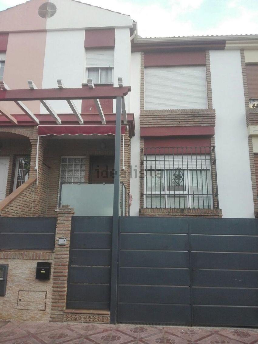 Chalet adosado en calle San Miguel, 51, Zona Parque de San Roque, Churriana de l