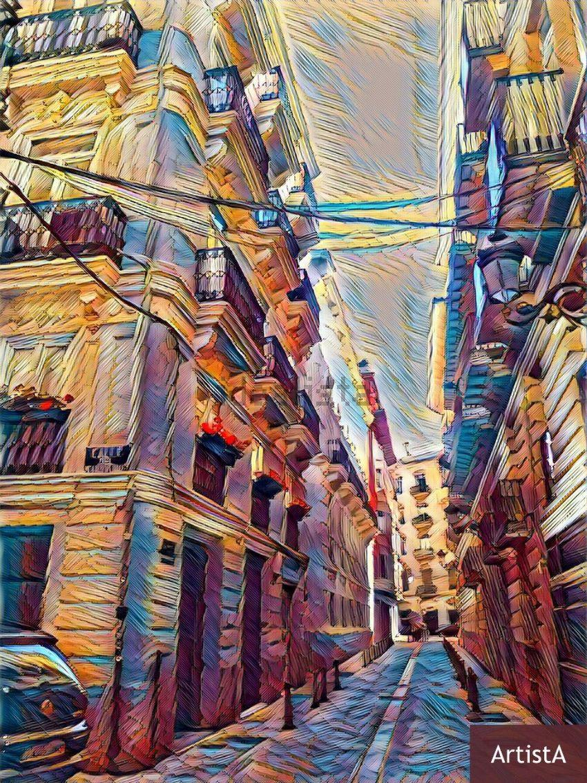 Piso en Mont-Olivet, València