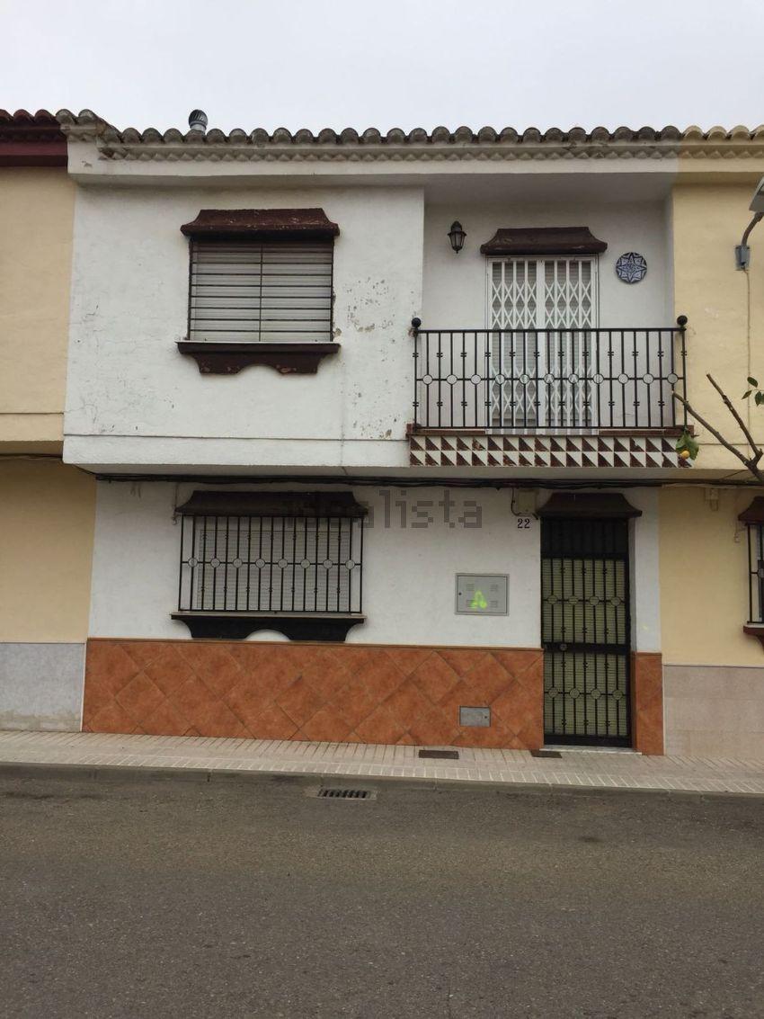 Chalet adosado en Mina del Mimbre, La Zarzuela-San José, Linares
