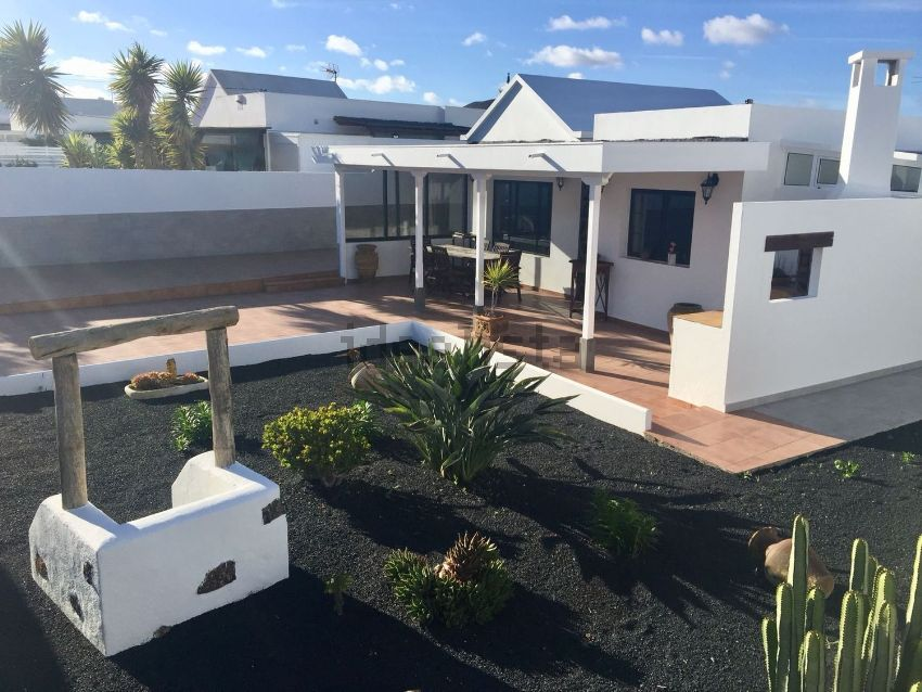 Casa o chalet independiente en calle Agustín de la Hoz, Tahiche, Teguise