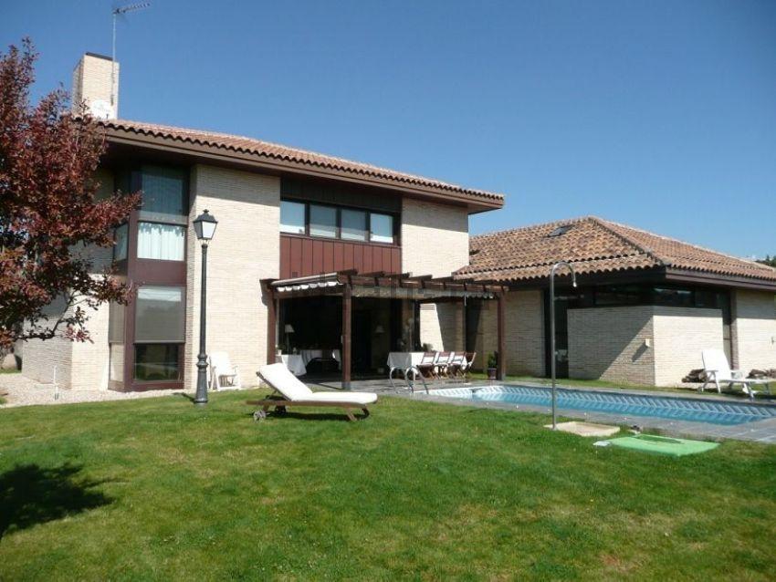 Casa o chalet independiente en calle de la Jara, La Berzosilla, Torrelodones