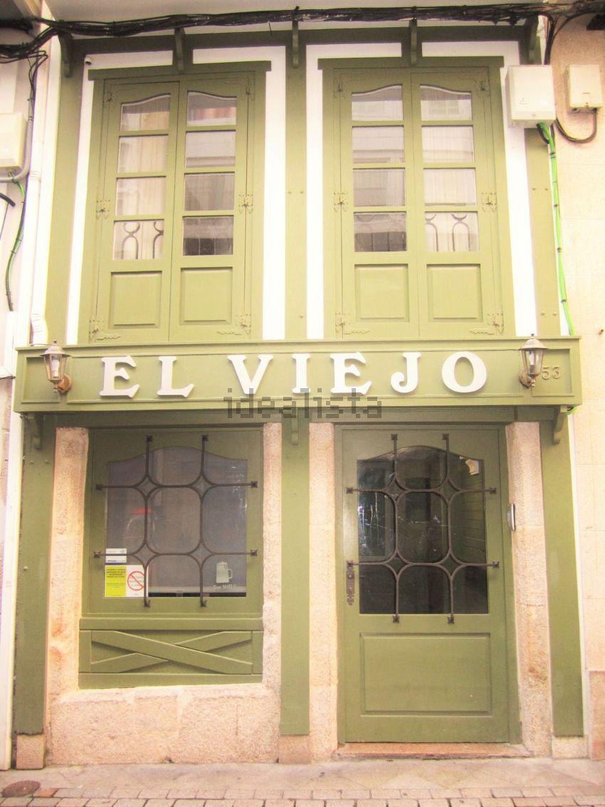 Piso en calle Franja, Ciudad Vieja - Centro, A Coruña
