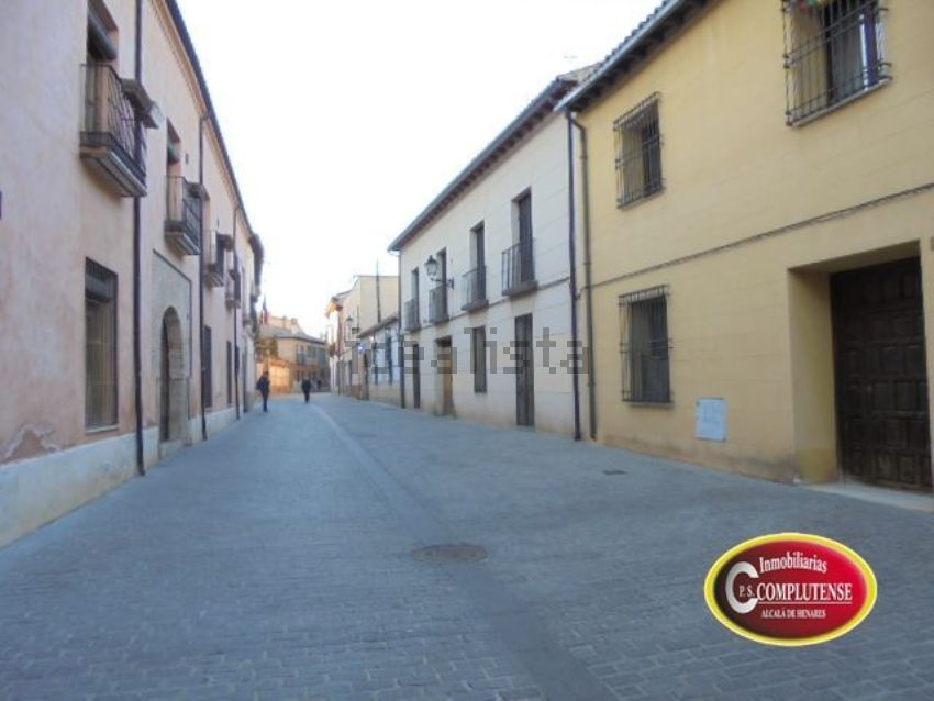 Piso en calle Damas, s n, Casco Histórico, Alcalá de Henares
