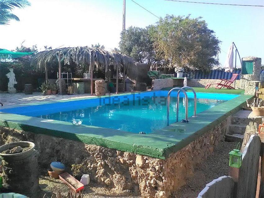 Finca rústica en carril Grillos, San Isidro - Campohermoso, Nijar