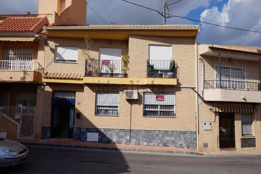 Chalet adosado en calle Aire, 32, La Alberca, Murcia