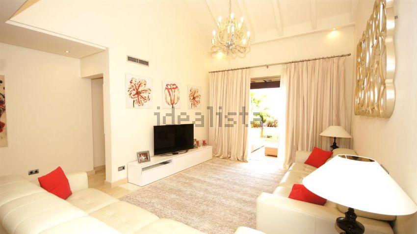 Ático en Urbanizacion Mansion Club, s n, Sierra Blanca, Marbella