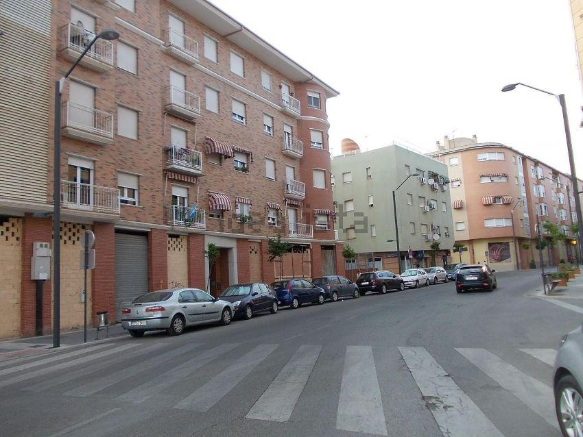Piso en calle tetuán, Centro Ciudad, Linares