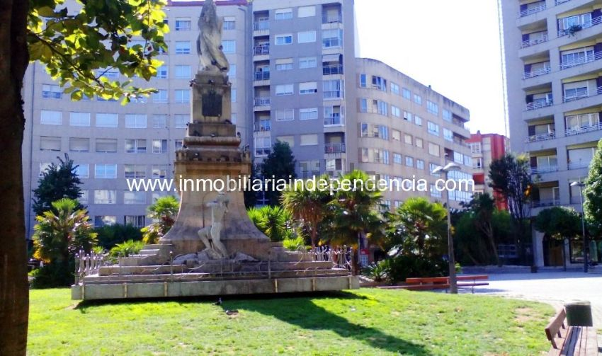 Piso en calle Regueiro, 2, Pz Independencia, Vigo