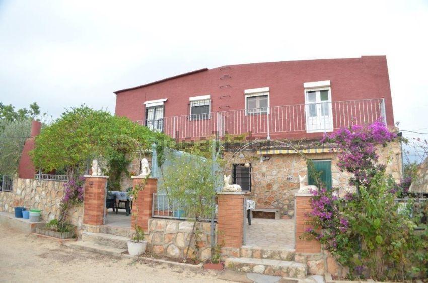 Chalet en partida santes creus, Roques Daurades-L Estany , L Ametlla de Mar